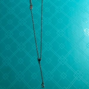 """American Eagle """"S"""" necklace"""